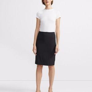 THEORY linen pencil skirt - 6